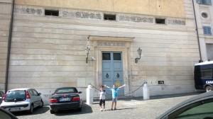 Il Ministero della Publica Istruzione
