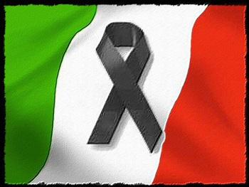 BANDIERA ITALIANA IN LUTTO_ok