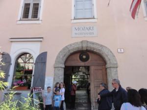 Mozart Whonhaus